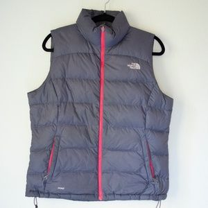 North Face 700 Down Feather Vest